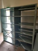 Metal Racking x 2 sections