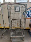 Laundry Cage