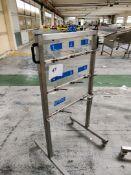 Spare parts holder