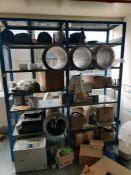 Contents of the stores rooms