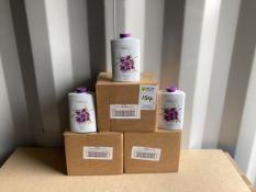 Yardley April violets talc