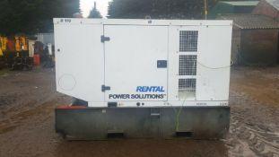 SDMO R110 diesel Generator