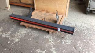 Sate-T-Bar rear step/bumper