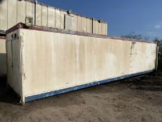 40ft Shipping Container Portable Storage Container