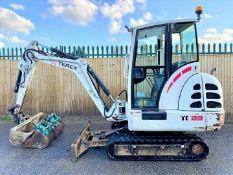 Terex TC29 Excavator / Digger