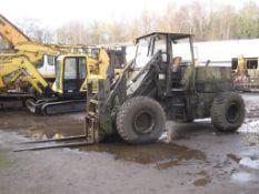 JCB 410M Ex Army Forklift