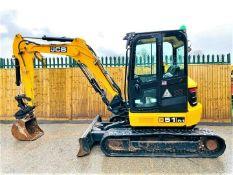 JCB 51 R-1 Excavator / Digger