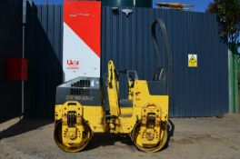 Bomag BW 80 AD-2 y2006 1,5t Double Drum Vibrating