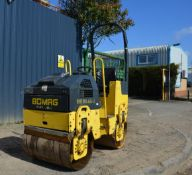 Bomag BW 80 AD-2 y2003 1,5t Double Drum Vibrating