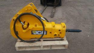 Jcb 260q hydraulic breaker
