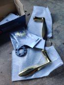 Brass items