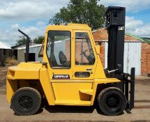Caterpillar Forklift DP70 Diesel 2007