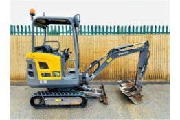 Volvo EC18D Excavator / Digger