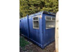 Portable Cabin NO RESERVE