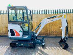 Bobcat E19 Excavator / Digger