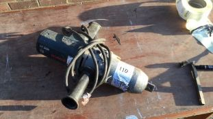 Bosch GDS30 impact wrench