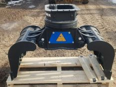Selector Grab Suit 5 to 10 Tonne Machine