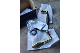 Various Brass items NO RESERVE