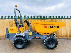 Terex TA3s 3 Ton Swivel Dumper