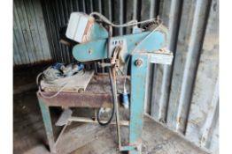 Masonry Saw by Errut products Ltd NO RESERVE