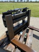 Forklift/fork positioner/hydraulic fork positioner Class 2