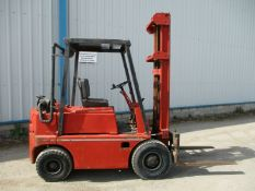 Climax forklift 2.5 ton lift