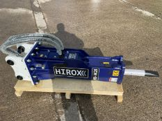 Hirox hdx-20 to suit 4-8 ton