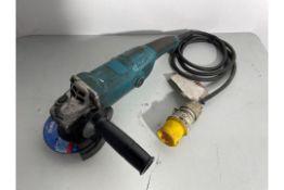 Makita 115mm Angle Grinder 110 volt (A424922)