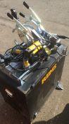 REMS SSM 160 KS butt welding machine