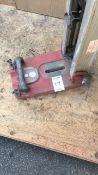Hilti DD 130-Rig, core drill stand