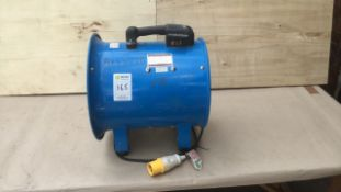 Broughton air-ventilation fan