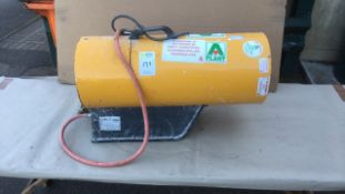 Master BLP73D propane space heater
