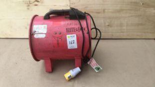 Elite 300 fume extractor