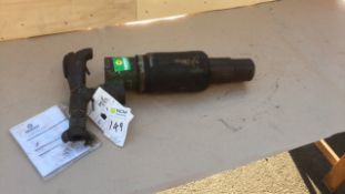 Pneumatic pick clay hammer