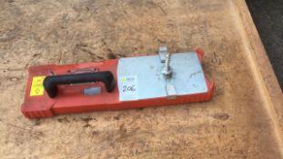 Hilti DD-ST-VBP 120/160, care drill base