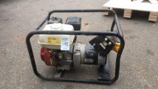 Stephill Honda generator