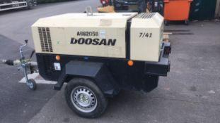Doosan 7/41 compressor
