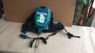 Makita DVC260 back pack vacuum