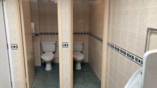 Gents toilets