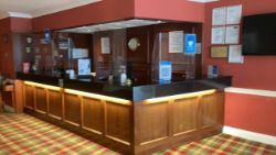 Entire Contents Of Tillington Hall, Inc Catering Kitchens, Lounge Areas, Bedrooms, Bars, Dance Floor, Conferencing And Event Furniture And More