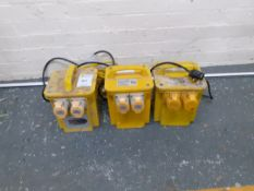 Portable transformers