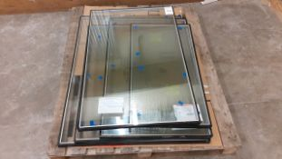 Glazing panels