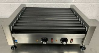 Hot dog roller/grill FKI GL10