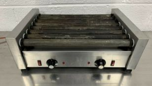 Hot dog grill/warmer FKI GL8
