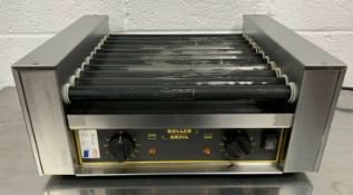 Roller grill RG11, hot dog grill
