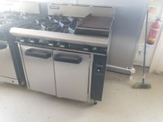 Oven hob & hot plate