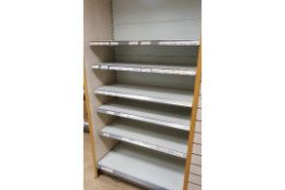 Arneg Shelving Units - 20 in total