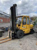 Coventry Climax DA4 Diesel Forktruck