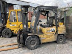 Caterpillar DP35A Diesel Forktruck (1996)