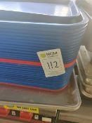 Trays, baking trays, jugs